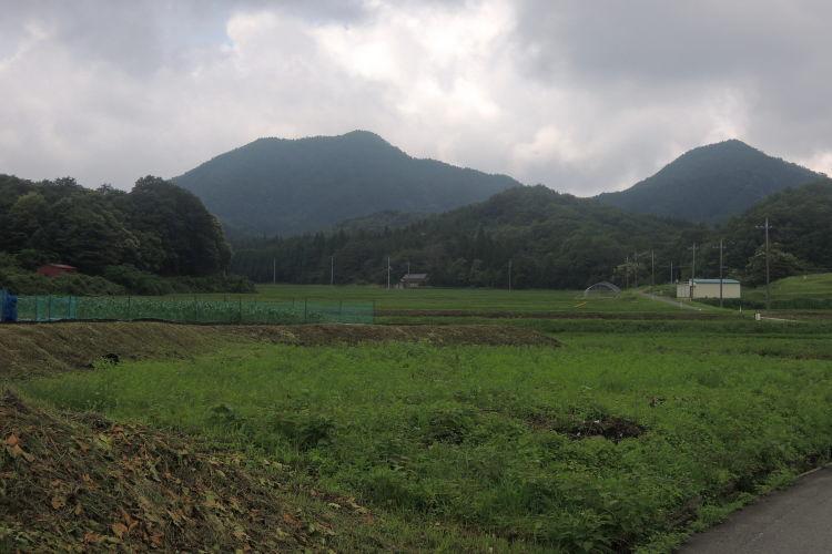 かの山 | 中国地方::岡山県