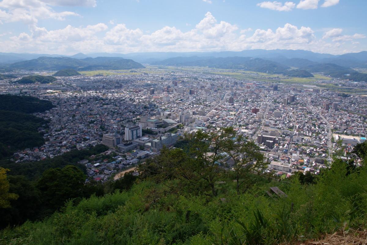 かの山 | 久松山