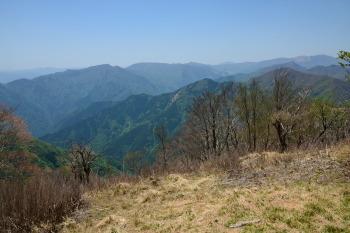 高城山の眺め