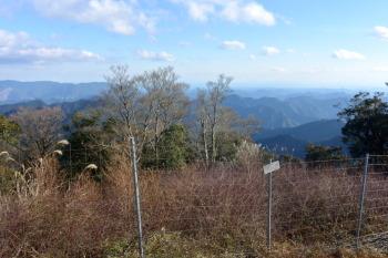 大塔山の眺めです。その2