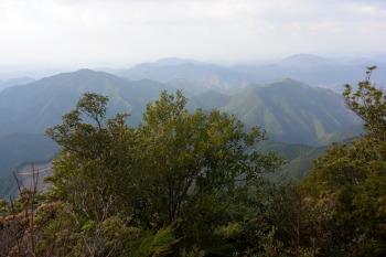 矢筈岳の眺めです。その1