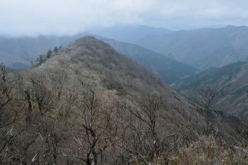 小国見岳の眺め