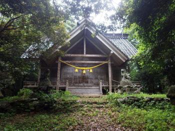 須須神社奥宮