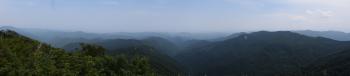 小大日山のパノラマです。その2
