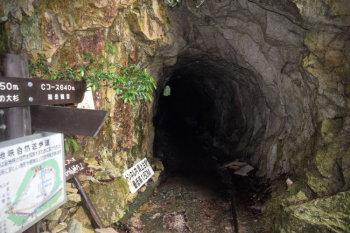 木馬トンネル