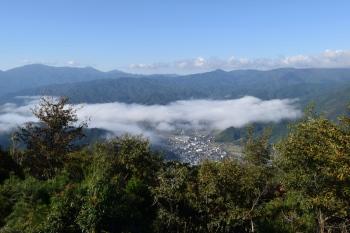 牛臥山の眺め