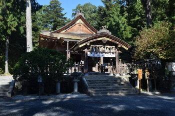 因幡国一宮の宇倍神社