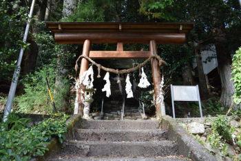 麓の熊野神社