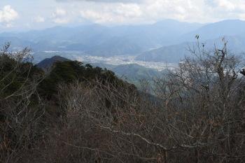 山頂からの眺め。その2