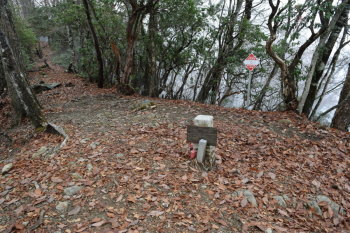 熊倉山(標高1624.0m)