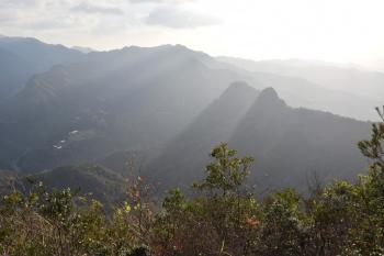 山頂の眺めです。その2