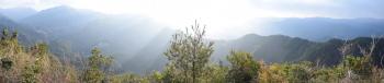 山頂のパノラマです。その2