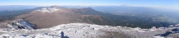 高千穂峰のパノラマです。その1