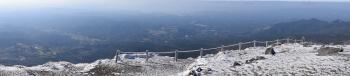 高千穂峰のパノラマです。その2