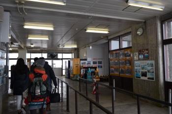 駒ヶ岳頂上駅
