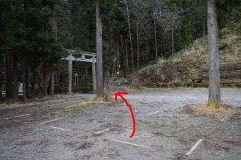 一の鳥居駐車場