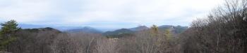 展望台からのパノラマです。その2
