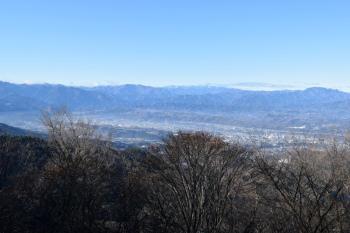大霧山の眺めです。その1