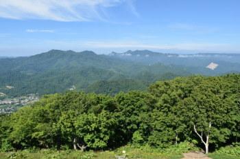藻岩山の眺めです。その4