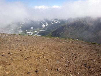 旭岳の眺めです。その3