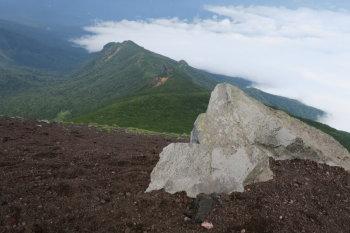 岩手山の眺めです。その3