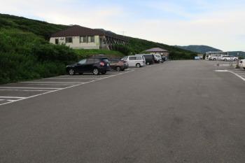 八合目駐車場