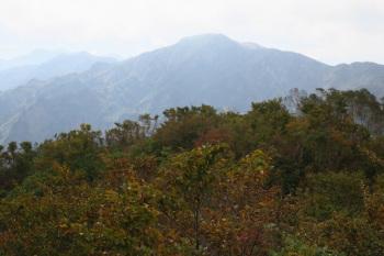 赤摩木古山の眺めです。その1
