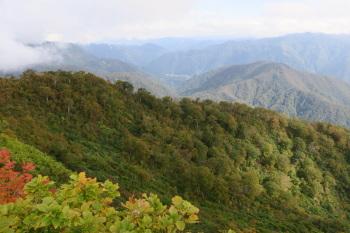 赤摩木古山の眺めです。その3