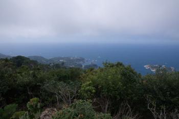 山頂からの眺望です。その1