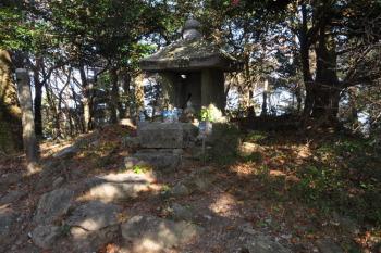 仏頂山(標高868.7m)