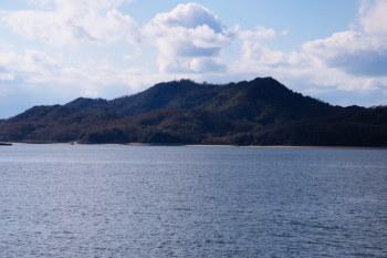百島の十文字山