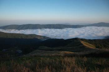 塩塚峰の眺望です。その2