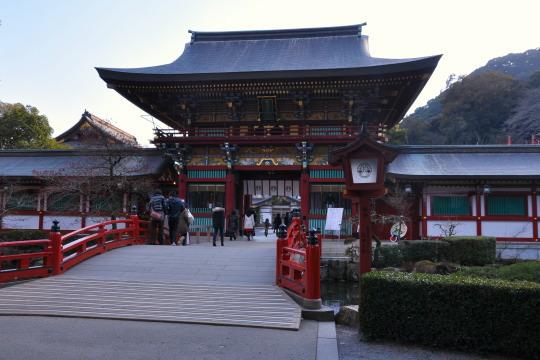 祐徳稲荷神社 楼門