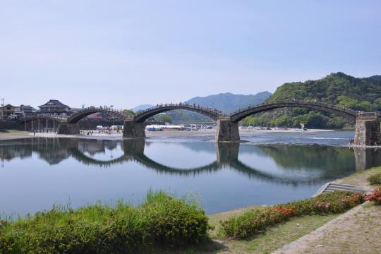 錦帯橋まつり 01