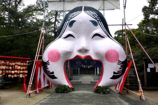 柳川市 日吉神社