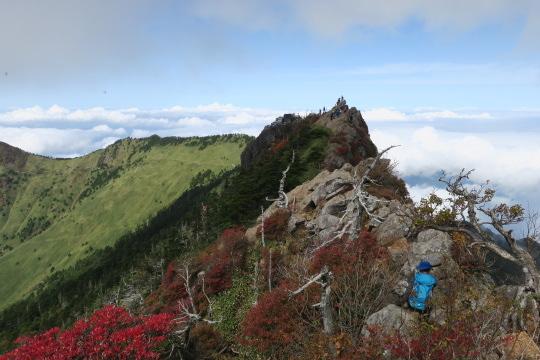 石鎚山03