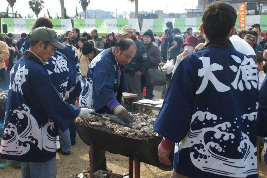 牡蠣祭り01